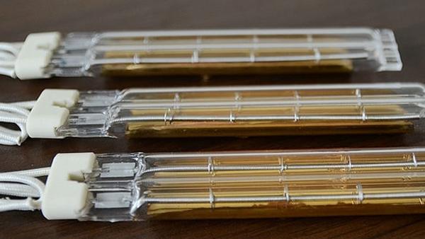镀金-短波-红外辐射加热管(单端出线)