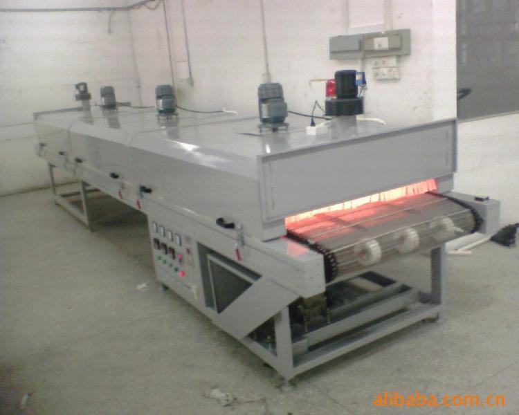 大功率红外辐射热风装置