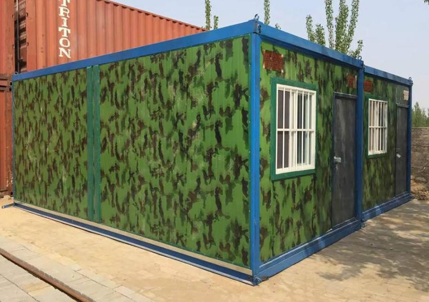 潍坊集装箱式房屋|专业生产安装集装箱式房屋