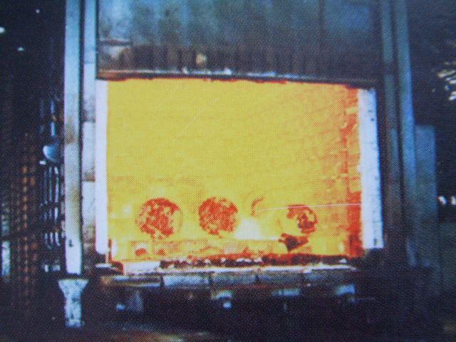 高温红外涂料应用