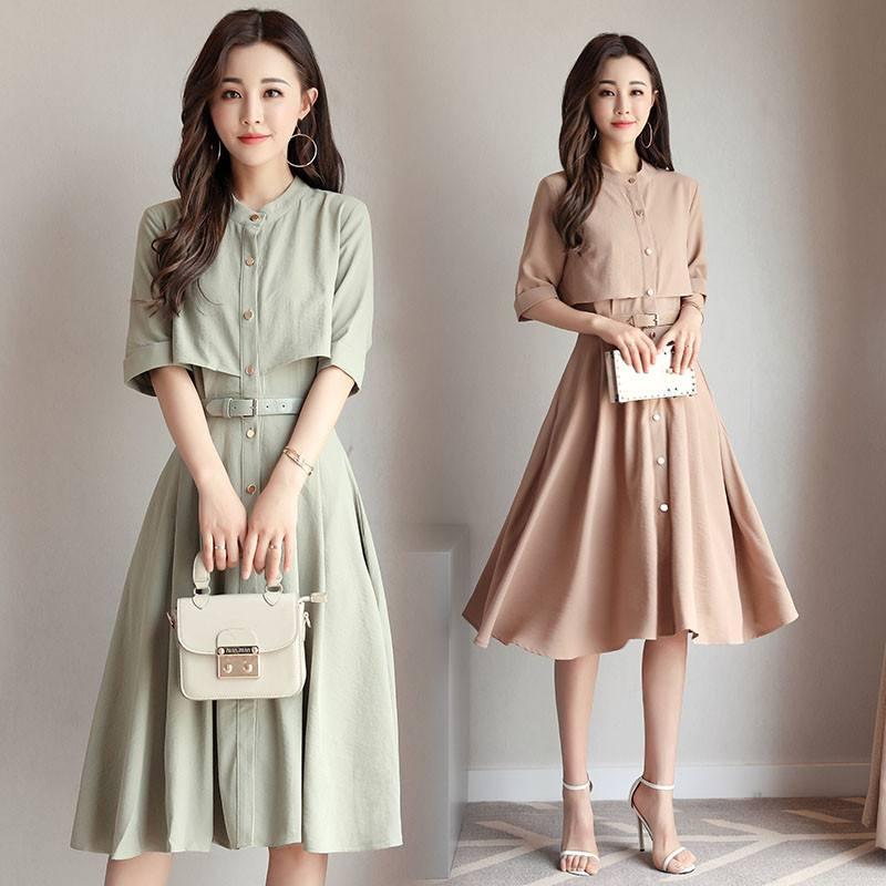 亮丽的长裙_福建物美价廉的新款女装连衣长裙品牌推荐