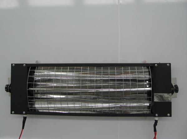 红外辐射加热管温度的控制问题