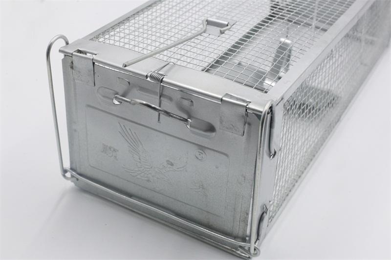 范围大的双开门捕鼠器厂家_轮回捕鼠器