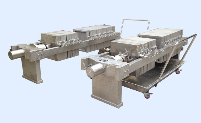 贵州程控压滤机的全方位清洗及压力对设备的影响