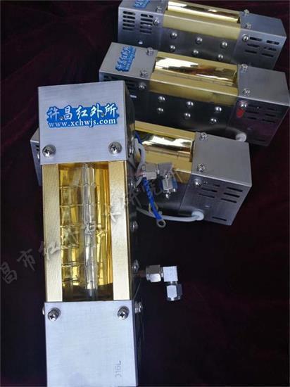单管红外辐射加热器