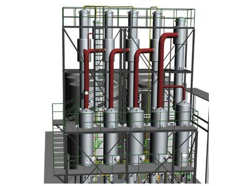 bte365正规网站降膜蒸发器