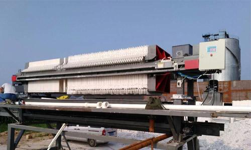 江西压滤机的拆卸方法