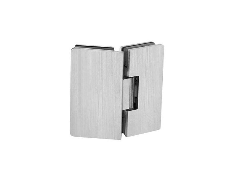缓冲闭门器家用液压——辉士达门控五金供应价格合理的不锈钢浴室夹