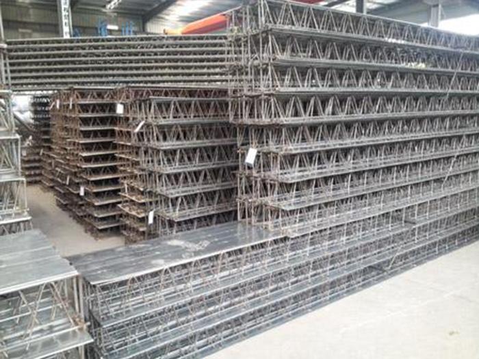 600型钢筋桁架楼承板 板宽600mm