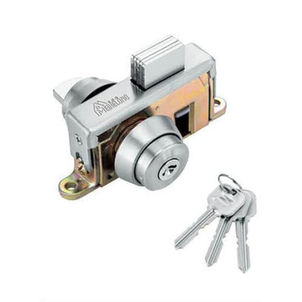 铝合金平开门锁的生产工艺和搭配