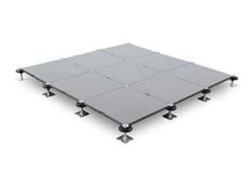 水泥无机质OA网络架空地板