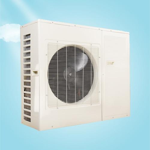 风冷压缩冷凝机组由哪部分组成