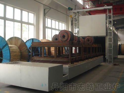高品质的铝合金线缆退火炉_供应江苏专业的铝合金线缆时效炉
