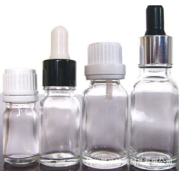 玻璃透明精油瓶 玻璃精油瓶 5ml-100ml透明精油瓶 不漏液