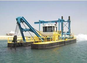 潍坊品牌好的清淤机械报价 河道清淤船生产厂家