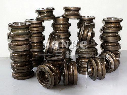 钛焊管模具