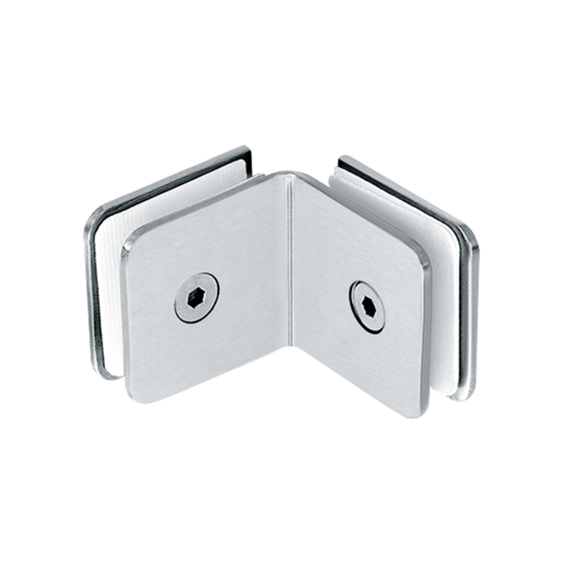 B06 Square Glass Clamp