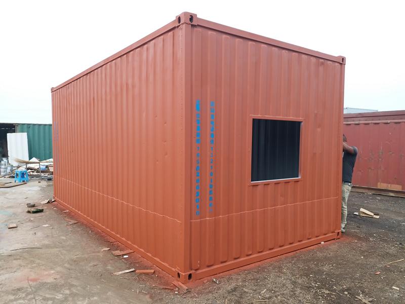 青岛品牌好的6米集装箱报价-代理6米集装箱