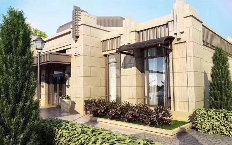 承接各种钢结构别墅建筑