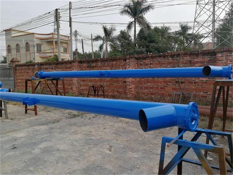高质量的螺旋输送设备荣葳制罐品质推荐-散装水泥输送设备
