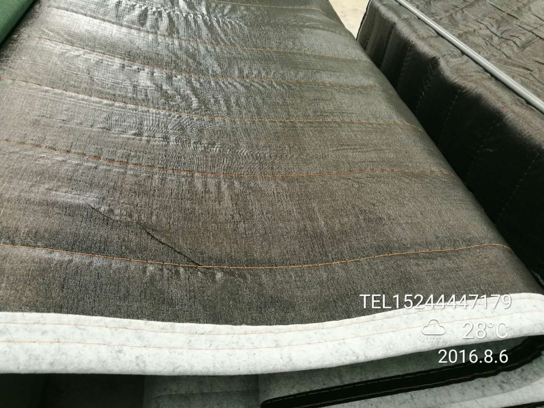 供应山东高性价大棚保温被 厂家推荐防雨材料的大棚棉被