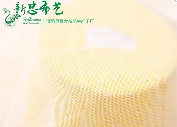 河南母婴用品纱布质量好_想买款式新的母婴用品纱布就到新忠布艺