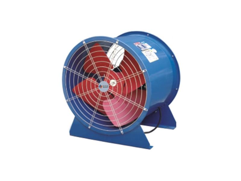 消防耐高温轴流风机