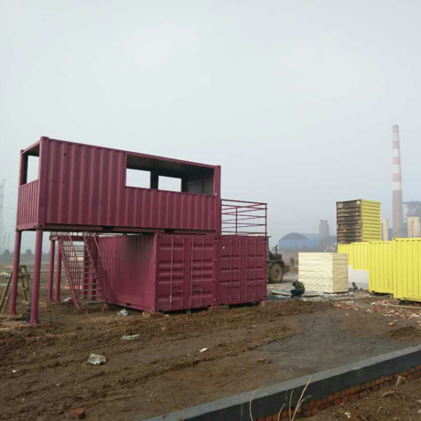 青岛集装箱改造