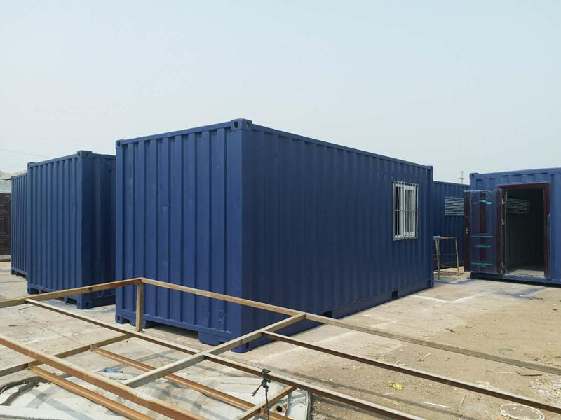 实用的20GP6米集装箱活动房推荐_抢手的改造集装箱活动房屋