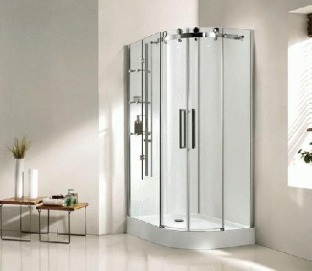 淋浴房底座清理指南以及实用小秘诀介绍