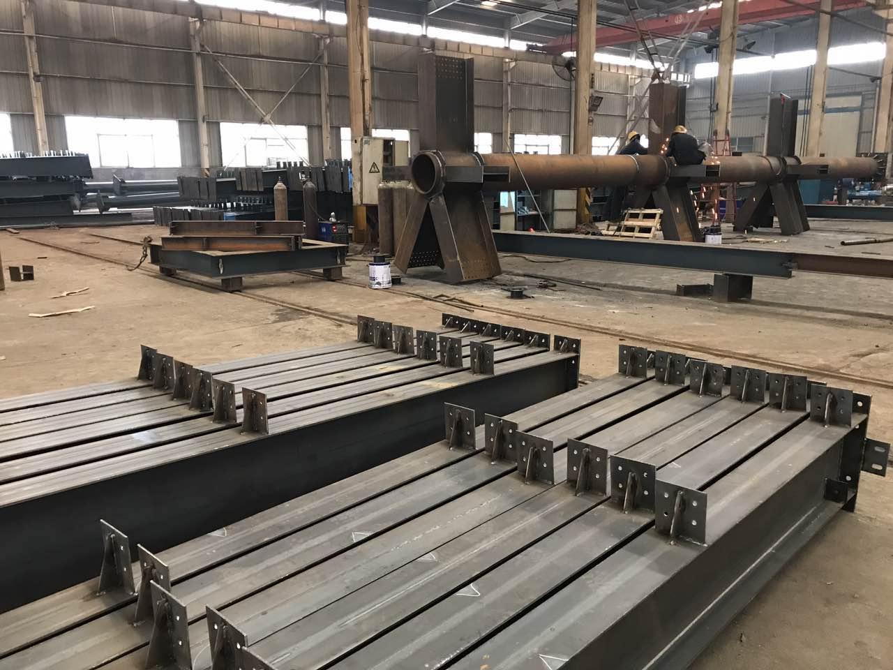 永益鋼結構劃算的鋼結構供應-中牟鋼結構價格