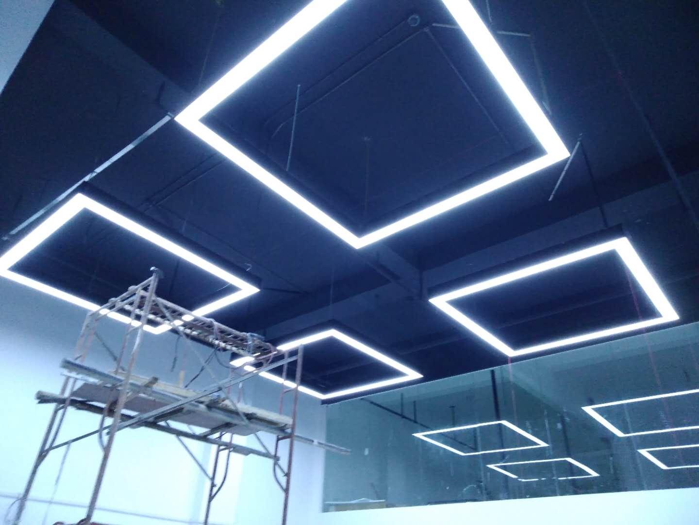 肇庆室内装修工程公司|广东企业展厅装修