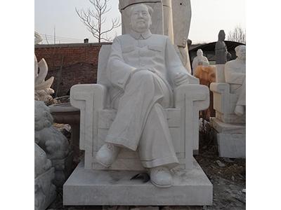 石雕毛主席