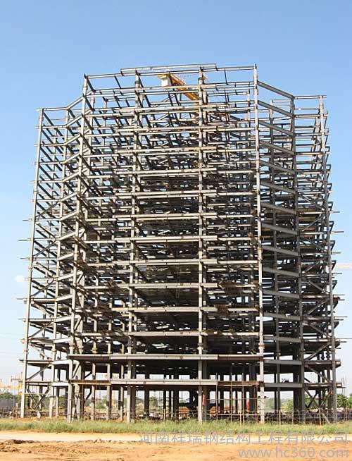 河南多层框架厂房
