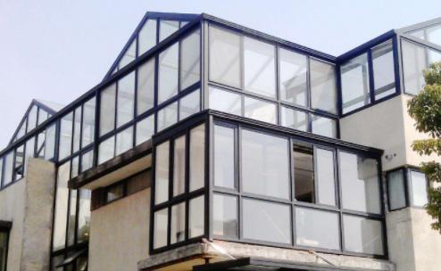 重庆阳光房总结阳光房的玻璃分类
