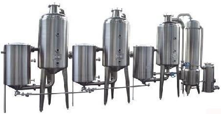 二手搪瓷蒸发器是怎么工作的?