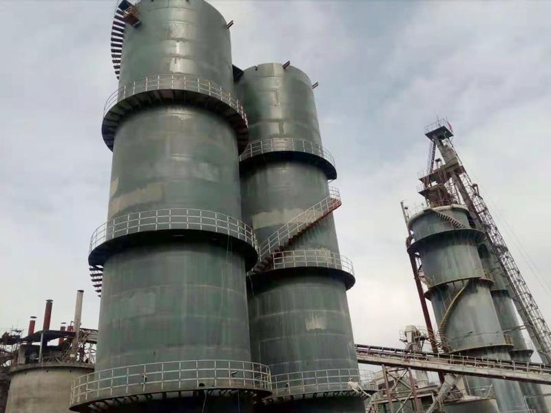 江西省上饶市德兴市龙圣钙业4*250吨