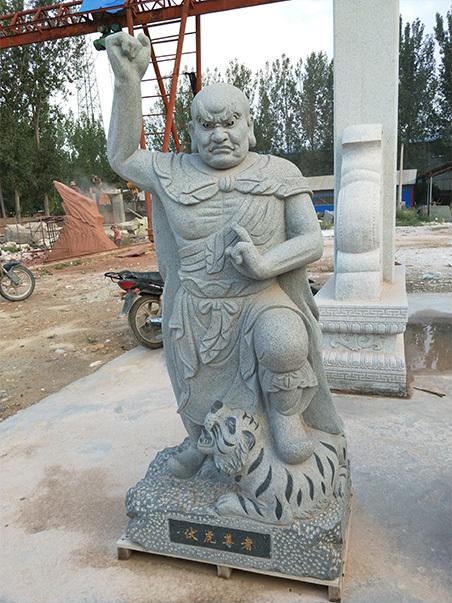 石雕十八罗汉