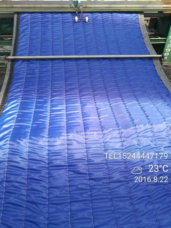 河北耐用的防雨材料的大棚棉被 好的大棚保温被兆农农业供应