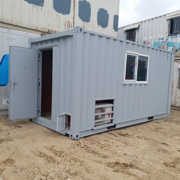 6米集装箱特种设备作业箱