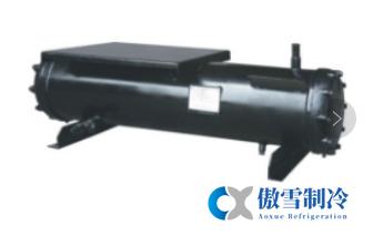 壳管式水冷凝器(黑色)