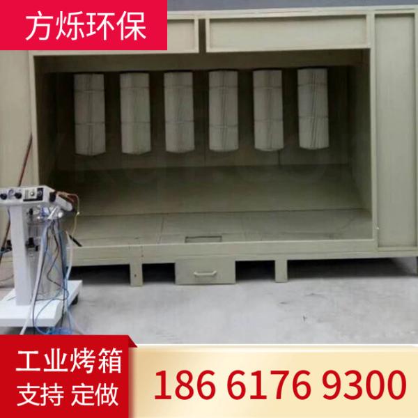 临沂液化气炉头高温烤房施工案例