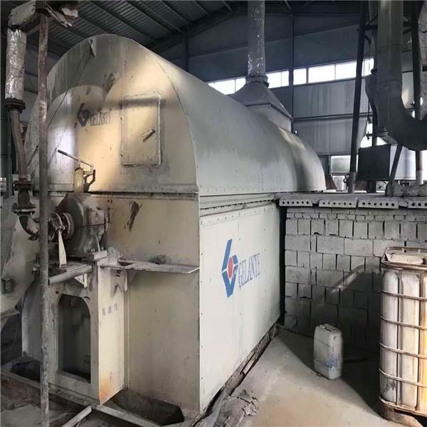 二手管束干燥机的工作流程和优点