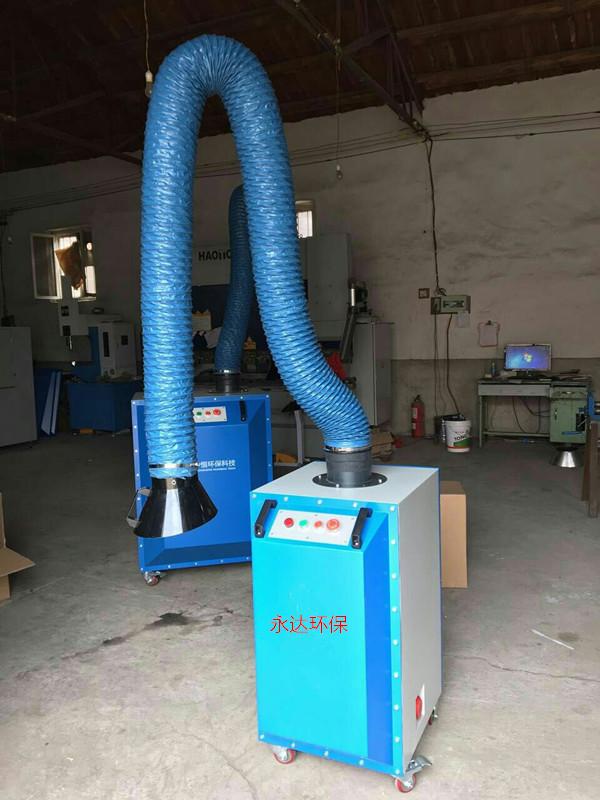 石家莊哪里有賣焊煙凈化器|口碑好的焊煙凈化器供應商_晨暉機械