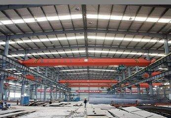 周口钢结构厂房设计