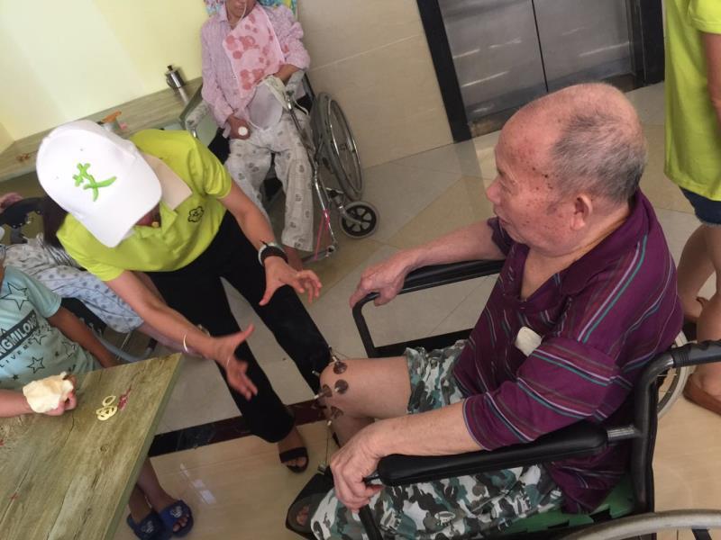 口碑好的养老院服务项目上哪找-老年护理颐养院