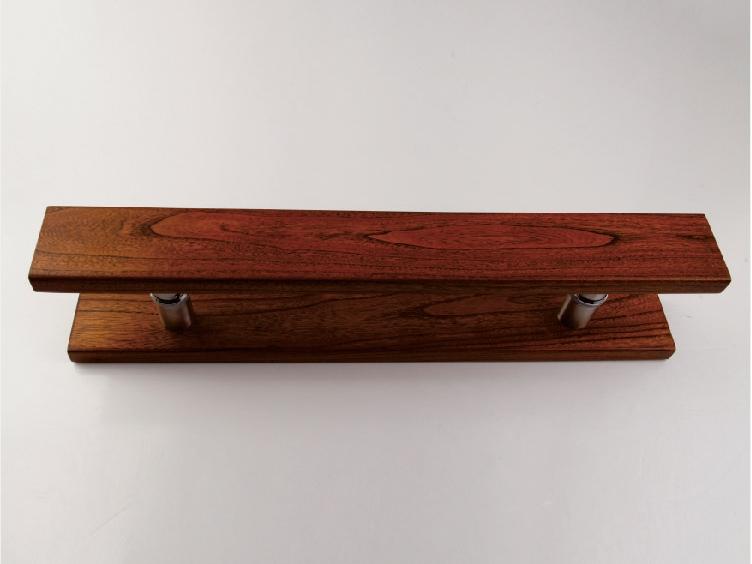 木制門把手廠商-集嘉裝飾五金供應口碑好的原木門拉手
