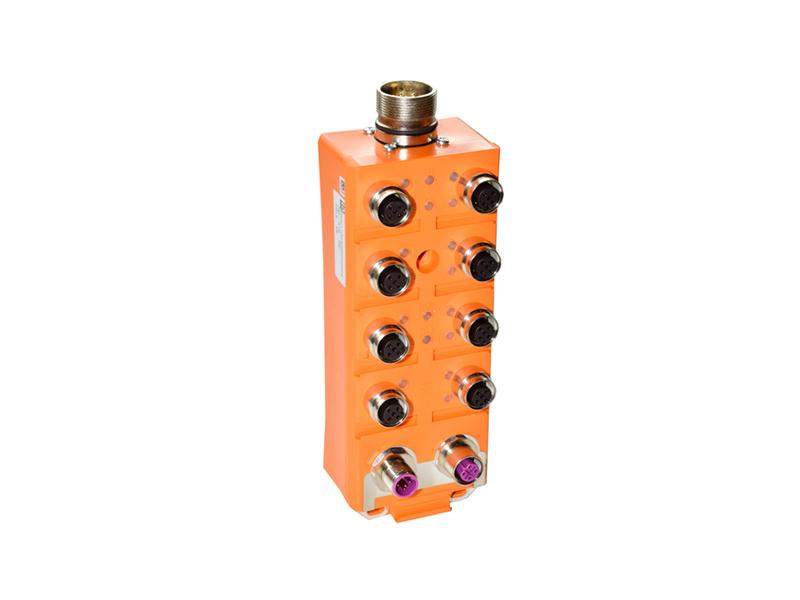 江苏连接器 大量供应性价比高的M12分线盒ASBSV 8