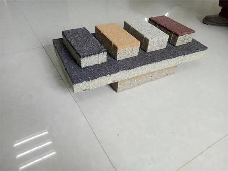 陶瓷颗粒透水砖价格
