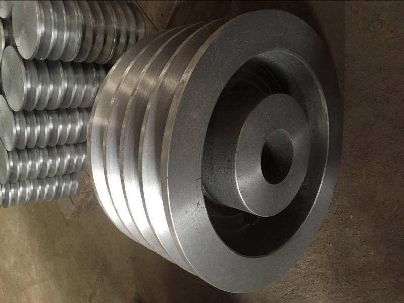 铸铁皮带轮的制造工艺